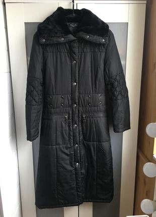 Пальто, тонкий пуховик dior