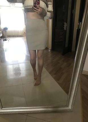 Юбка трикотаж / трикотажная юбка