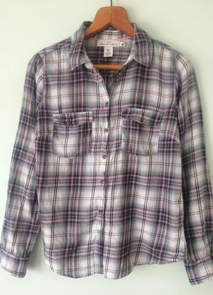 Рубашка 100% хлопок/l.o.g.g.