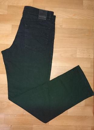 Мужские чёрные джинсы brax