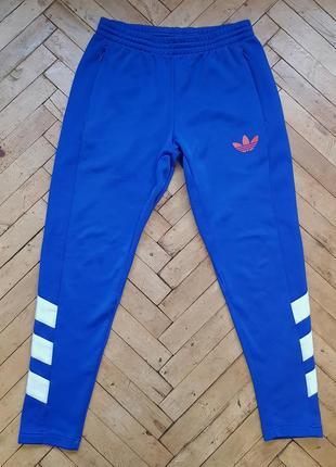 Спортивные штаны adidas originals trefoil fc track (оригинал)