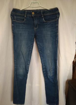 Брюки джинсовые стрейчевые