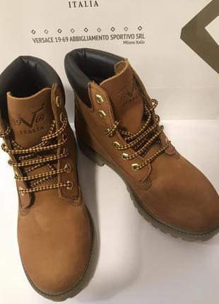 Женские ботинки осень-тёплая зима