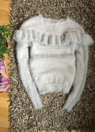 Нереальный свитер fashion union. как новый!