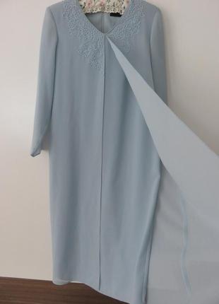 Елегантное платье gina bacconi.