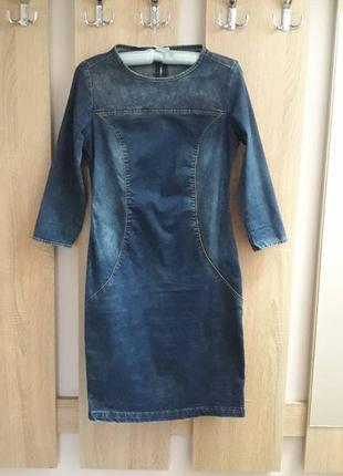 Платье женское. плаття жіноче. плаття джинсове. платье джинсовое