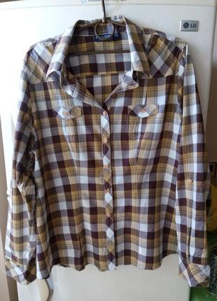 Женская рубашка от «biaggini»
