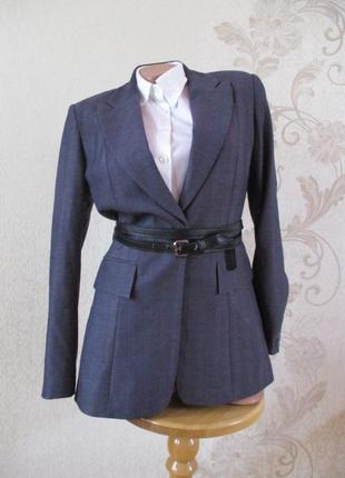 Жакет/пиджак удлиненный/50% вискоза/s-l