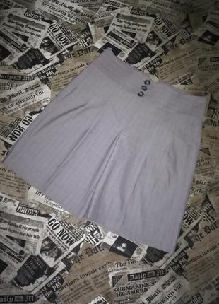 Серые шорты naf-naf