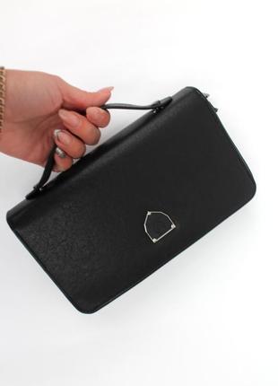 Барсетка, кошелек, мужская барсетка, портмоне, эко кожа, мужская сумка