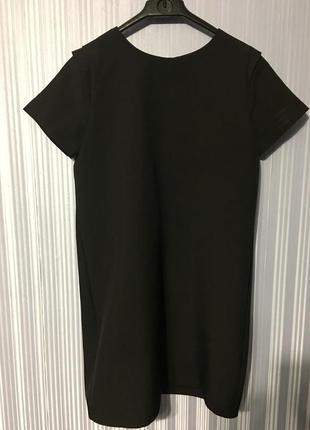 Маленьке чорне плаття від zara