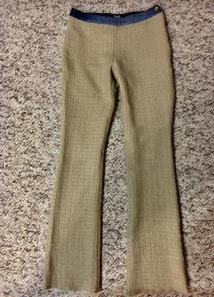 Штани брюки d&g оригінал! xs s 42р 26р шерсть