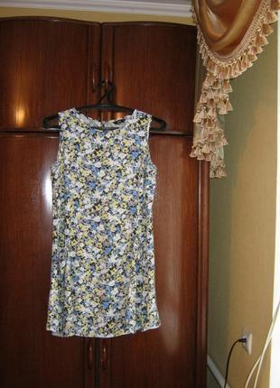 Платье f&f, 100% вискоза-штапель, размер 14/42