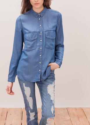 Стильная рубашка2