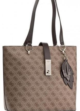 Шикарная сумка guess nissana
