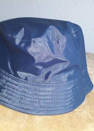 Шляпа панама плащевая туристическая для туризма, похода, рыбалки