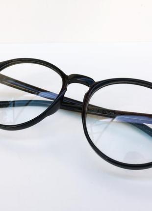 Очки модная форма имиджевые хипстеры