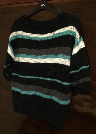 Теплый, мягкий свитер terranova