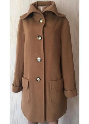 Деми-пальто *adagio* euro42 р. - 60% шерсть!!