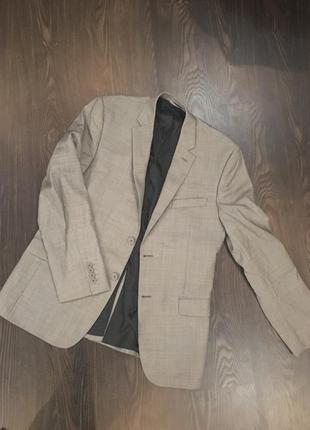 Шикарный пиджак french connection для шикарного мужчины
