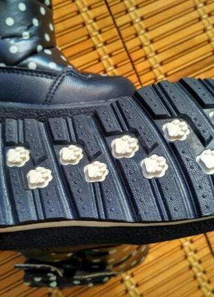 Зимння обувь дутики2