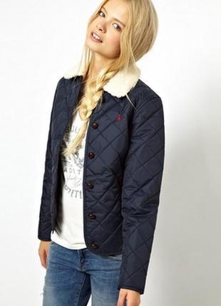 Куртка стеганая h&m