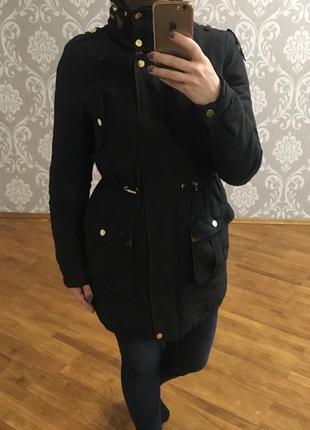 Парка демисезон зима vero moda