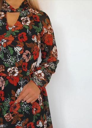 Шикарное платье  миди4