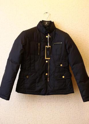 Куртка- пуховик пиджачного типа aguardena