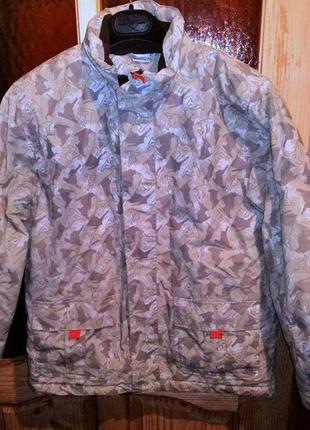 Сноубордическая куртка на мальчика фирмы alive