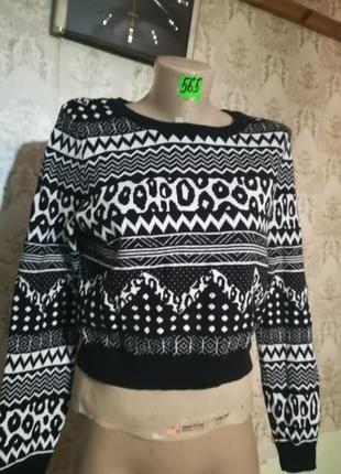 H&m топ(свитер)