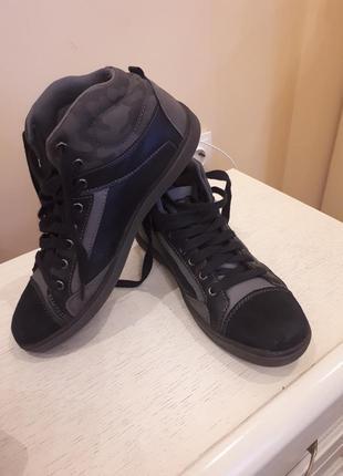 Ботинки демисезонные ambergray(italia)