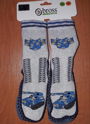 Детские носки-чешки тм бросс (турция)
