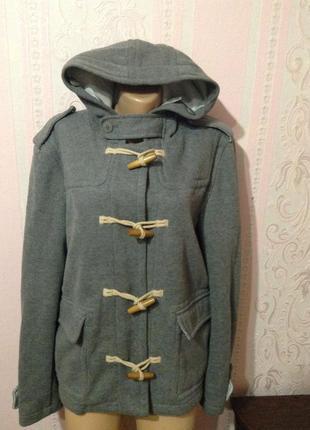 Куртка, пальто, дафлкот asos m - l . без следов носки.