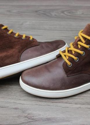 Ботинки clarks натур. кожа оригинал 35 размер