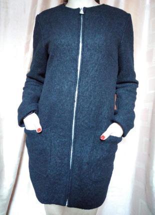 Пальто new look-42р.осень.