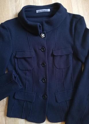 Жакет пиджак marccain шерсть +кашемир