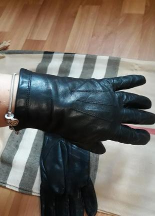 Кожаные перчатки john lewis