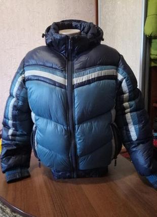 Зимняя куртка 13-15 лет