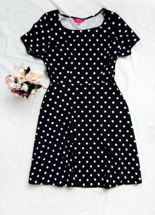 Платье в горошек together