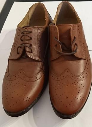 Туфли мужские оксфорды 42р.