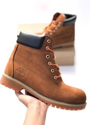 Стильные и удобные ботинки timberland (размеры 36 - 44)
