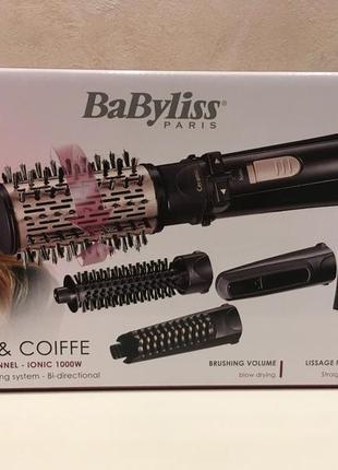 Фен-щетка babyliss as200e