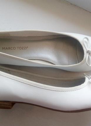 Балетки marco tozzi,40 размер