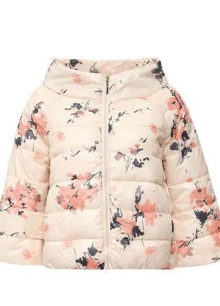 Итальянская утепленная куртка