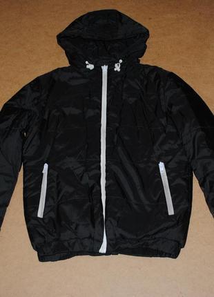 Fishbone куртка пуховик мужская