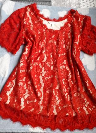 Сногшибательная блуза нарядная