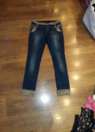Стильные джинсы 29 размер