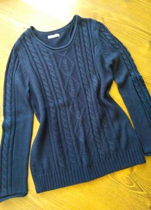 Мягкий и теплый свитер calliope