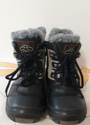 Little  deer сапожки сапоги ботинки зимние 26 размер